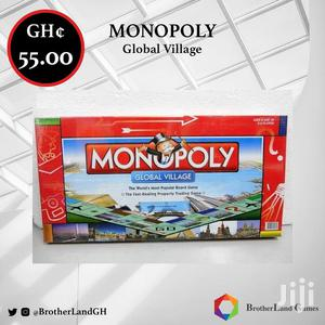 Monopoly Boardgame   Books & Games for sale in Greater Accra, East Legon