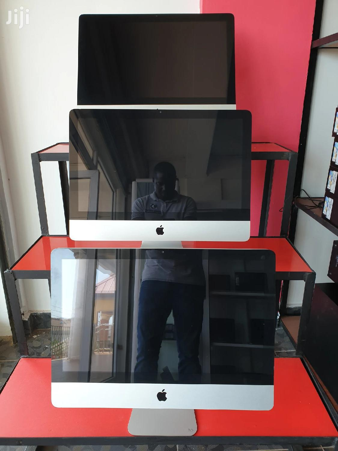 Desktop Computer Apple iMac 8GB Intel Core i5 HDD 500GB   Laptops & Computers for sale in Labadi-Aborm, Greater Accra, Ghana