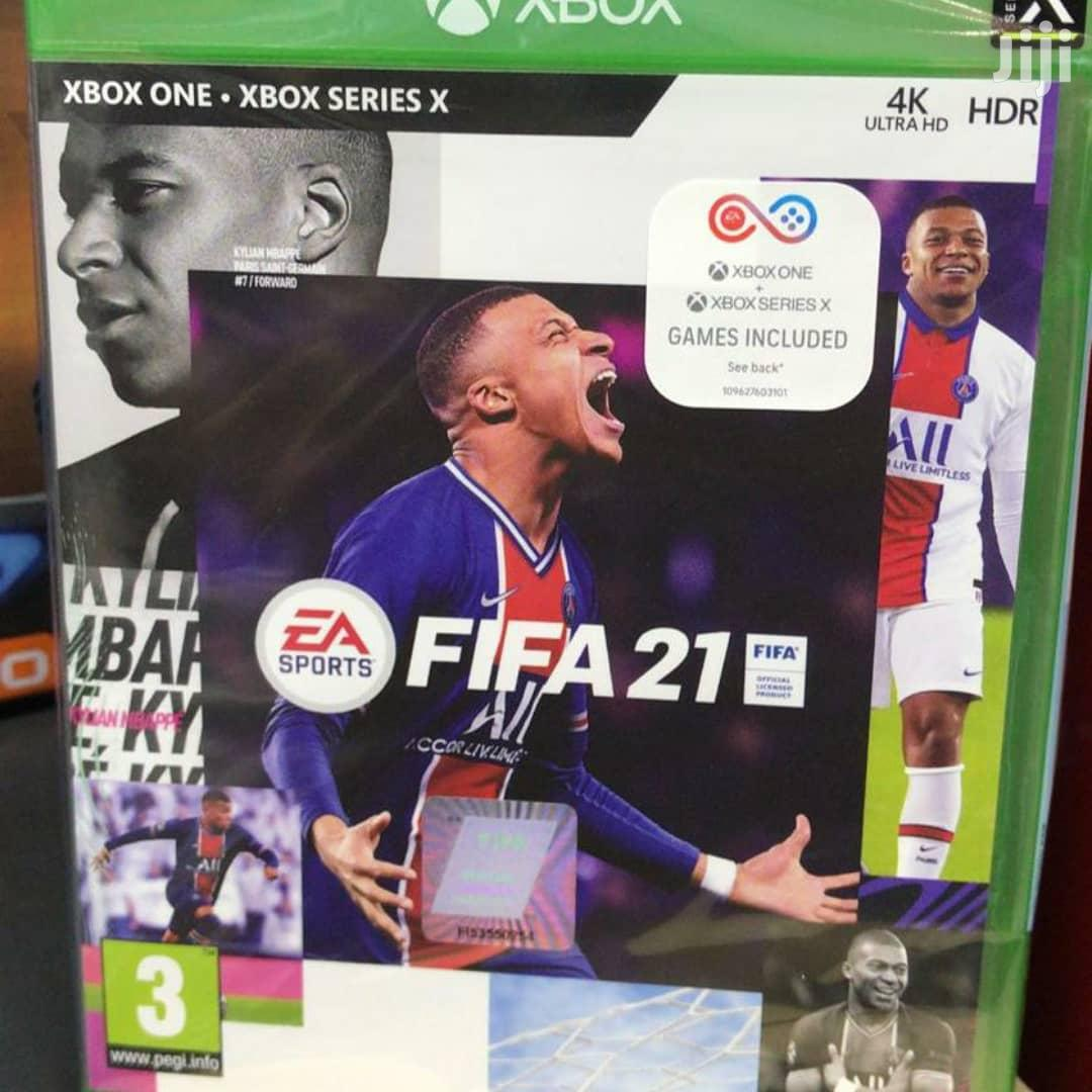 Archive: Link Up for Your Ps and Xbox 360 Fifa 2021