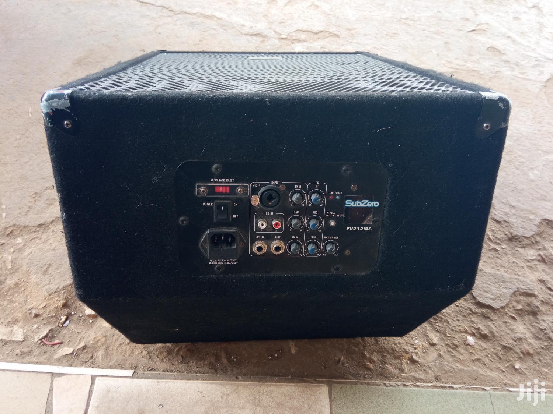 Powerful Subzero Speaker 350W