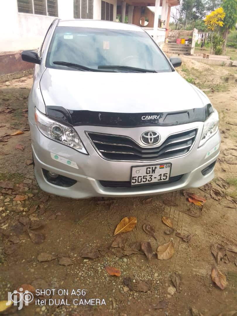 Toyota Camry 2011 Silver | Cars for sale in Ga West Municipal, Greater Accra, Ghana