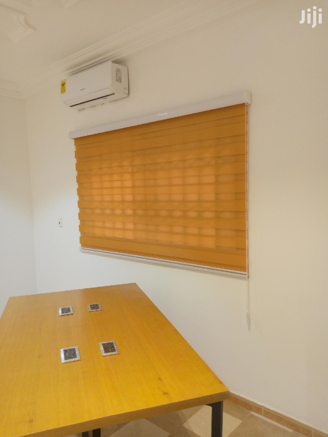 Classy Executive Zebra Blinds Installation Free | Building & Trades Services for sale in Accra Metropolitan, Greater Accra, Ghana