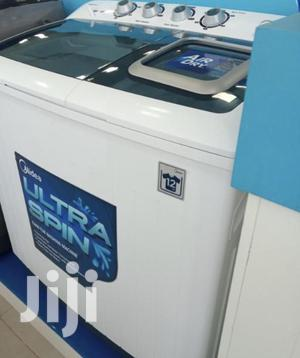 Midea 8 Kg Twin Tub Semi Auto Washing Machine [Mta80-P501s]   Home Appliances for sale in Greater Accra, Accra Metropolitan