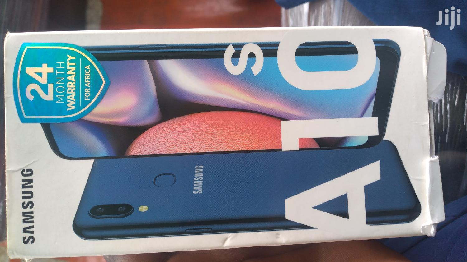 Archive: New Samsung Galaxy A10s 32 GB Blue