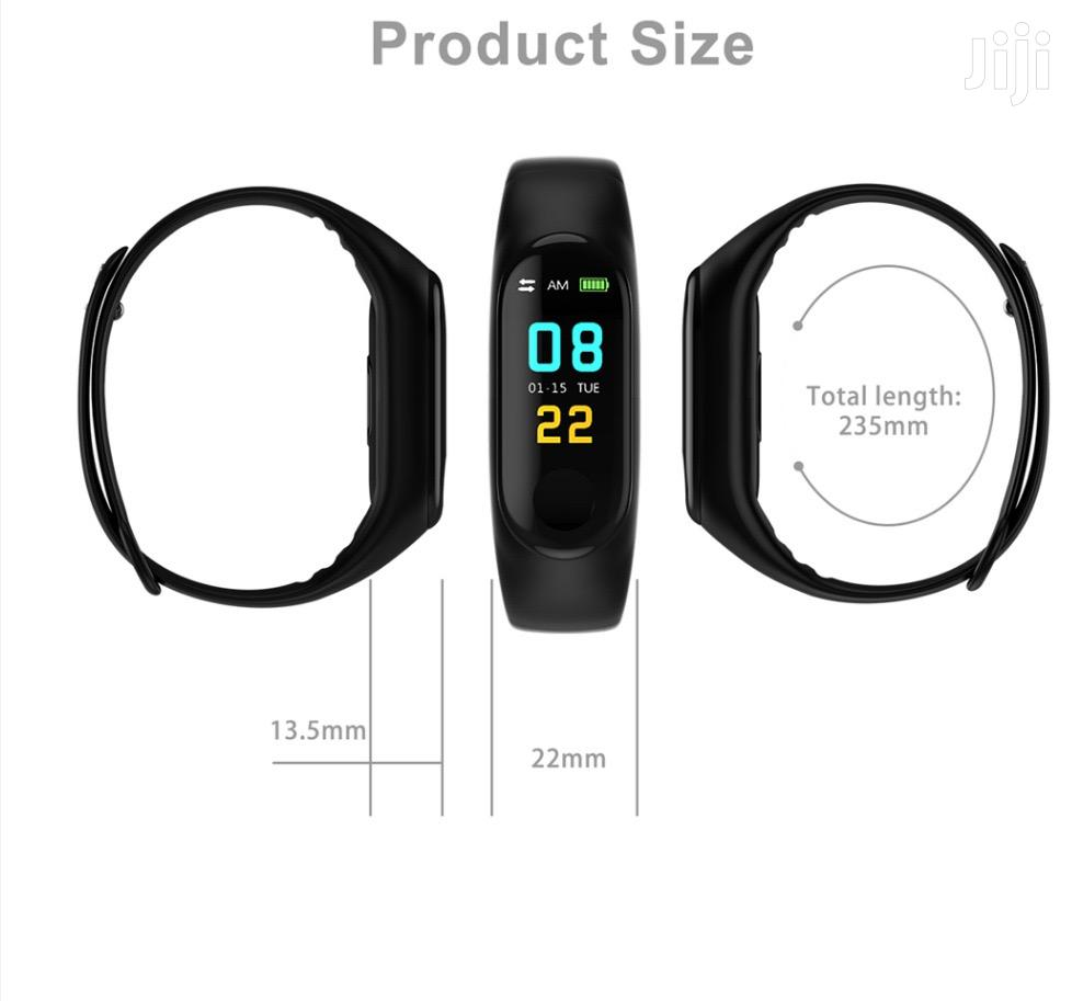 M4 Smart Watch Pedometer Bracelet Wristband | Smart Watches & Trackers for sale in Accra Metropolitan, Greater Accra, Ghana