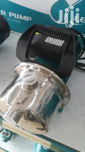 Stainless 1.5hp Leo Pump   Plumbing & Water Supply for sale in Greater Accra, Ashaiman Municipal
