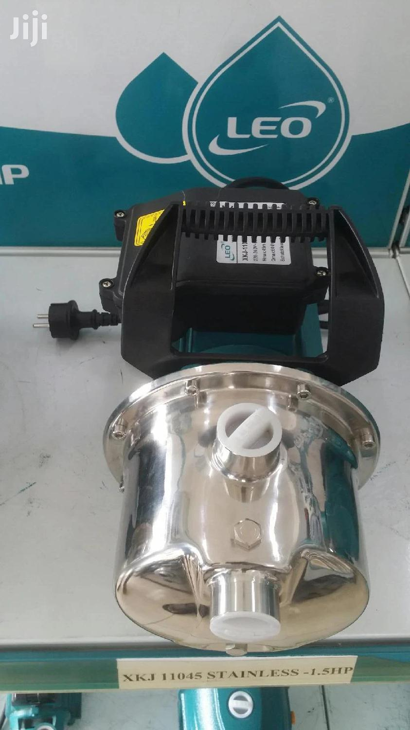 Stainless 1.5hp Leo Pump   Plumbing & Water Supply for sale in Ashaiman Municipal, Greater Accra, Ghana