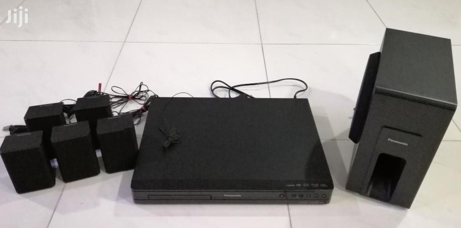Brand New Panasonic 5.1CH Home Theater System(300W) SC-XH105