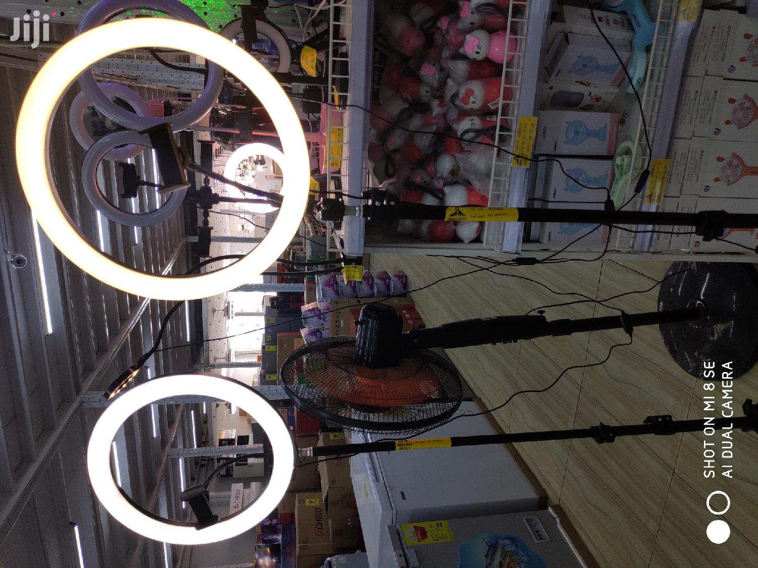 Ring Light With Stand | Accessories for Mobile Phones & Tablets for sale in Accra Metropolitan, Greater Accra, Ghana