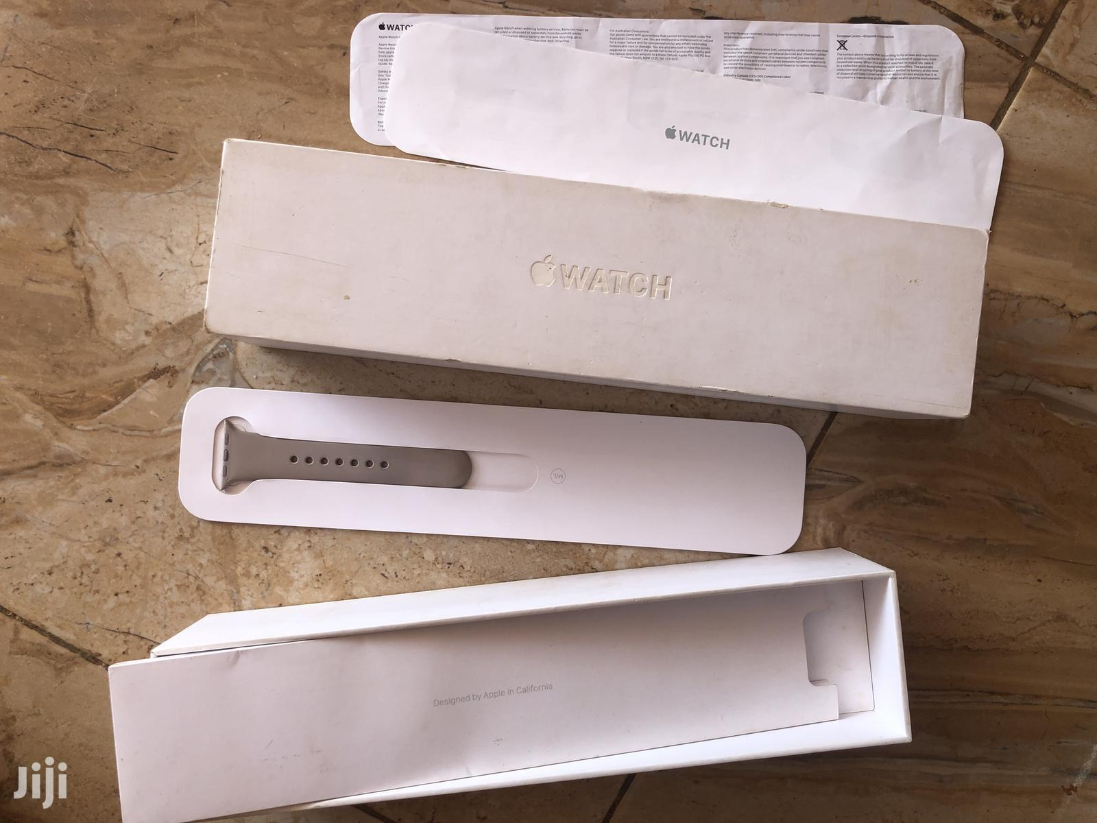 Archive: Apple Watch Series 1 With Box