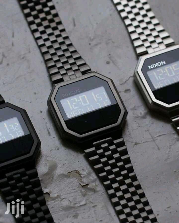 Archive: Nixon Watches Available