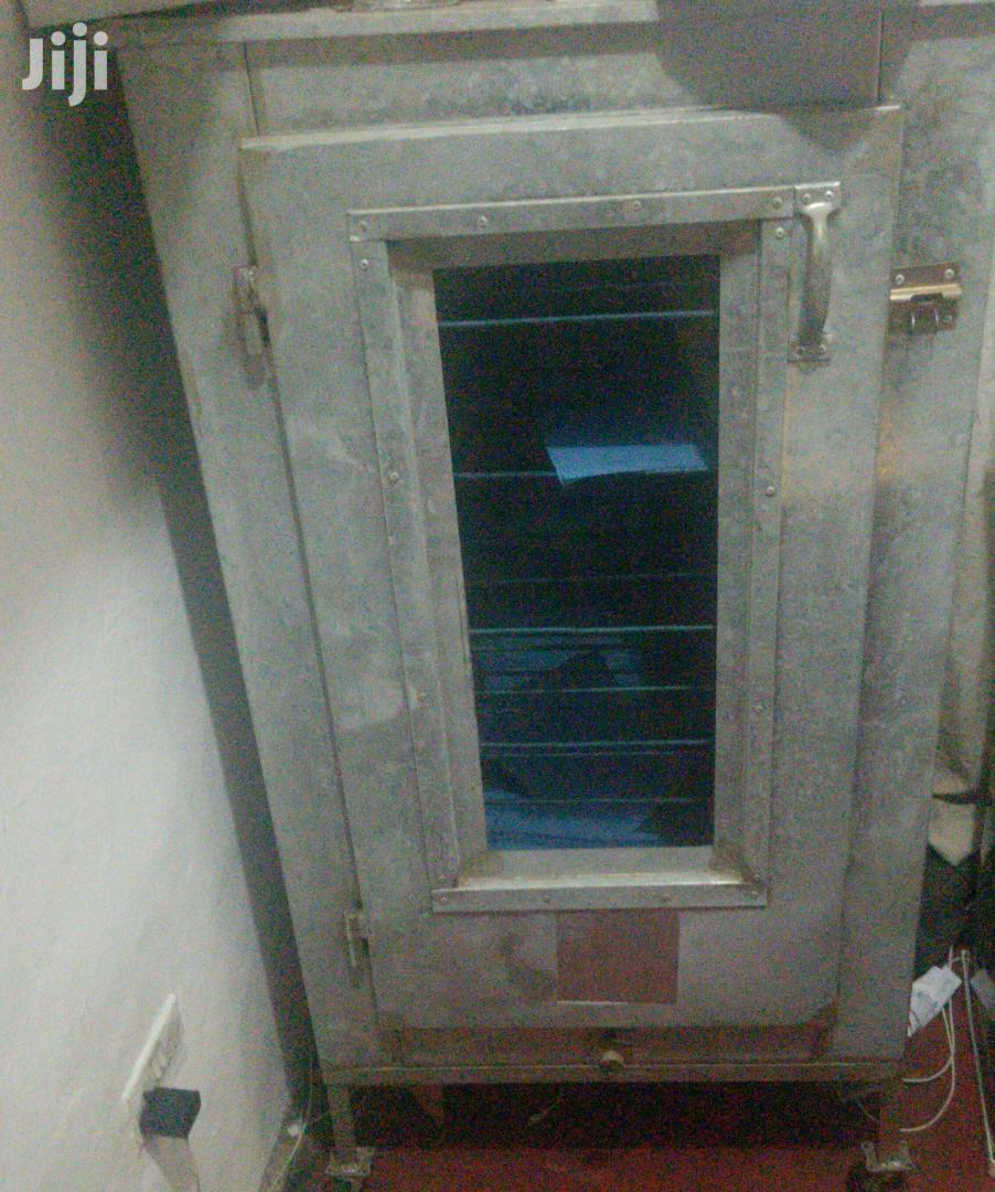 An Oven For Sale