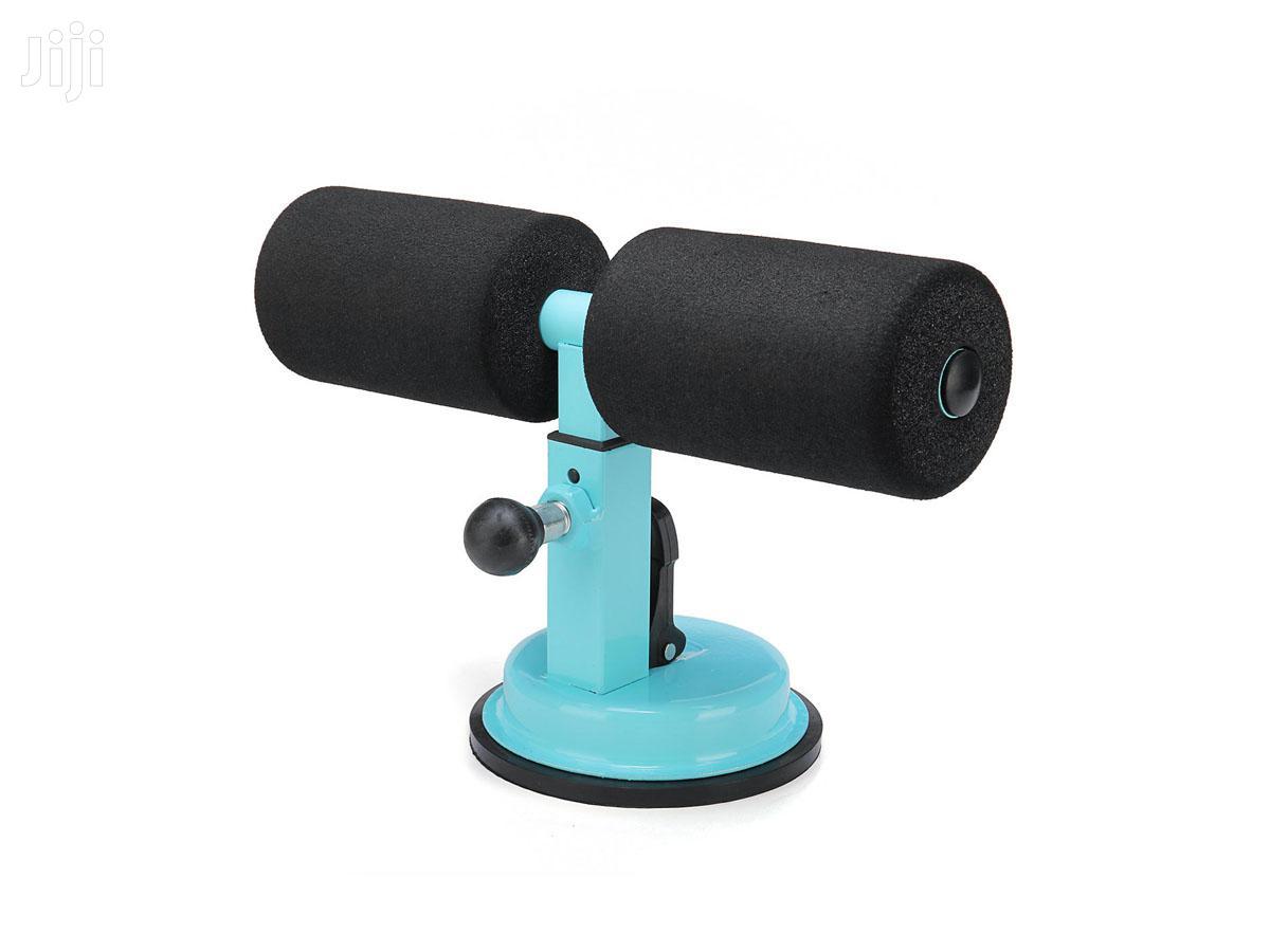 Sit-Up Exercising Equipment
