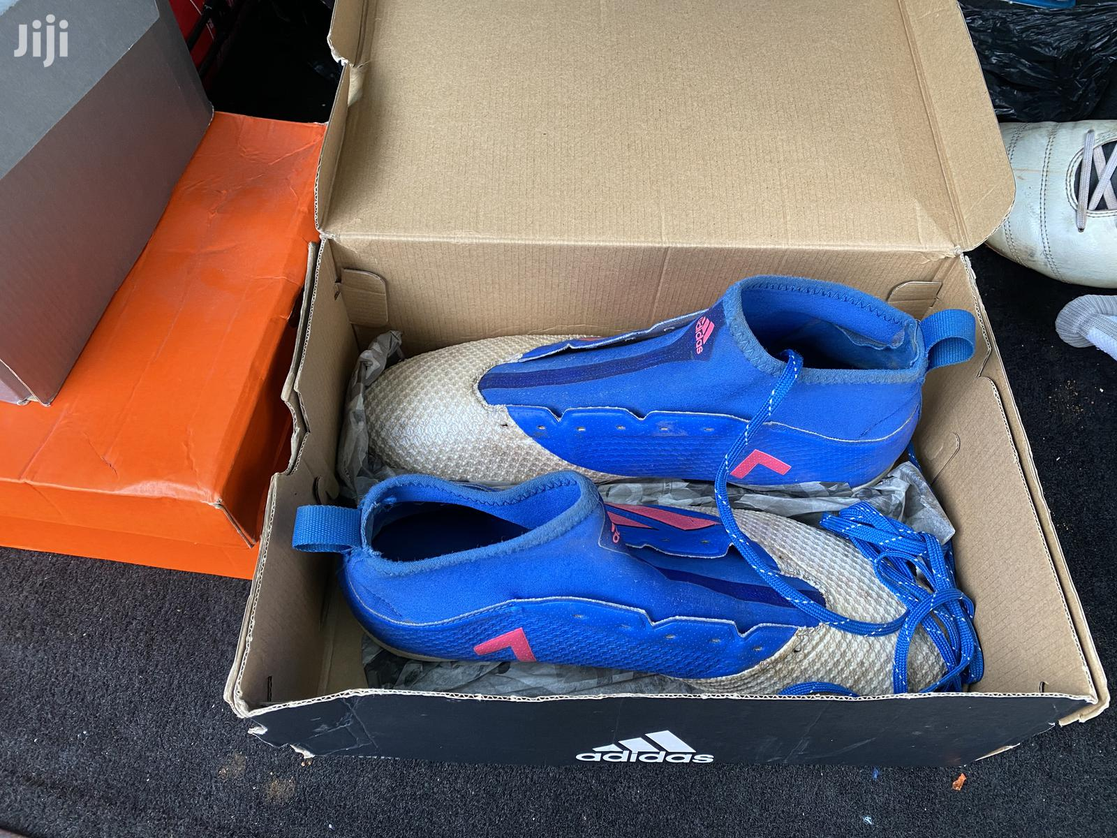 Soccer Football Boots For Adults Size 44   Shoes for sale in Dansoman, Greater Accra, Ghana
