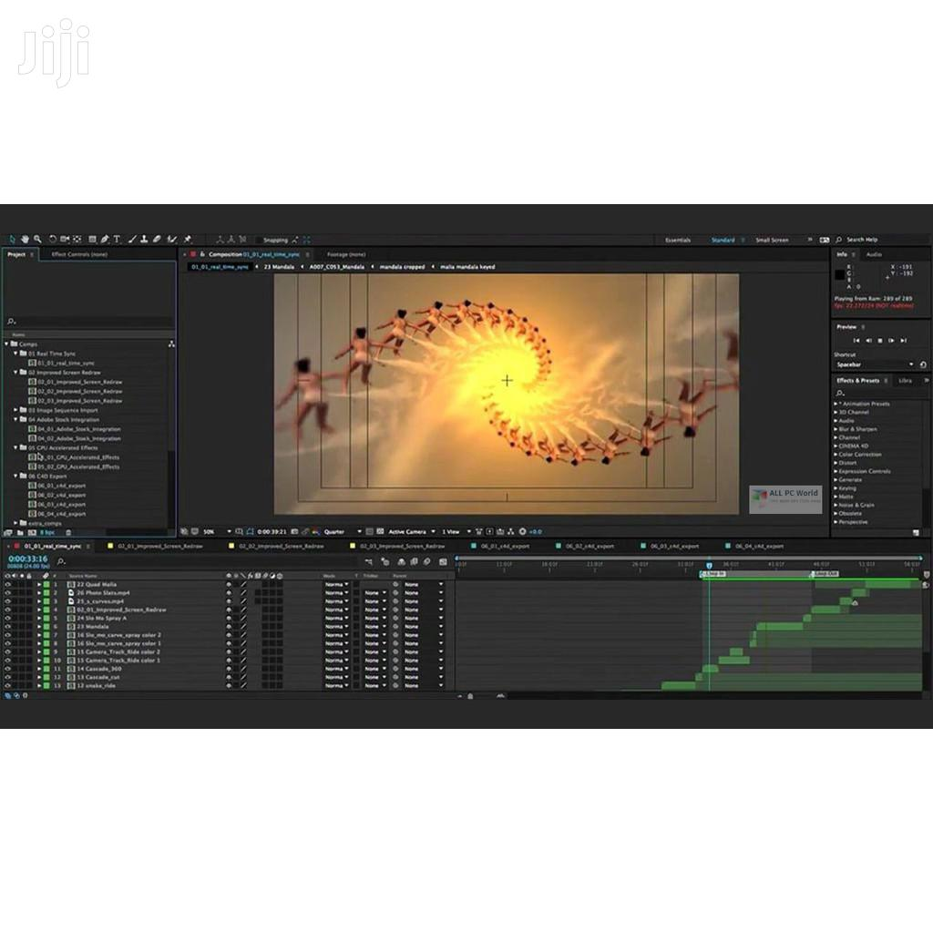 Adobe After Effects 2020 Full Version | Software for sale in Kwashieman, Greater Accra, Ghana