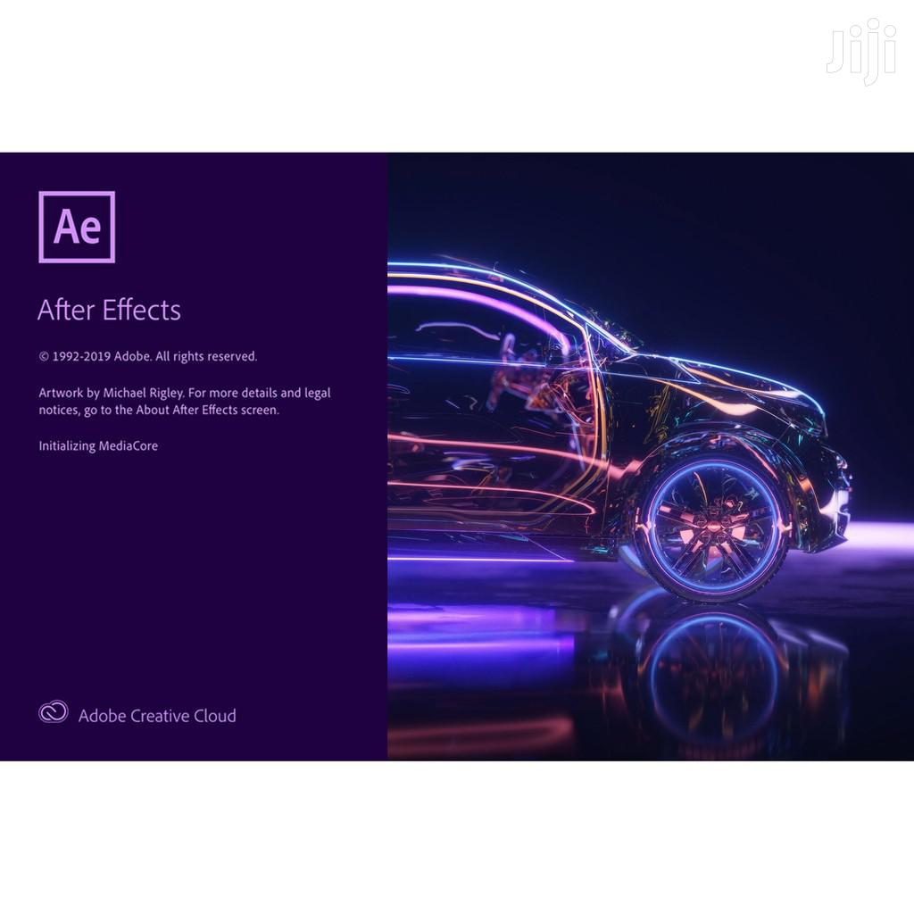 Adobe After Effects 2020 Full Version