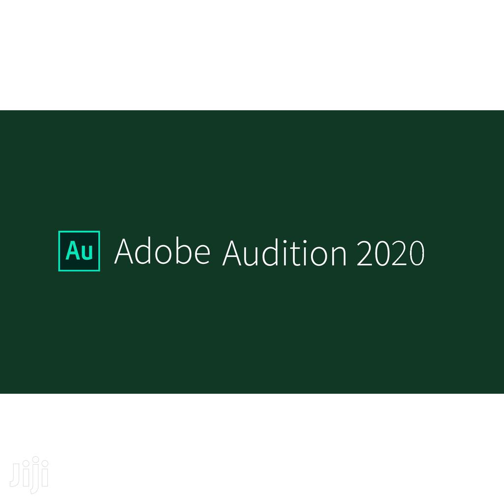 Adobe Audition CC 2020 Full