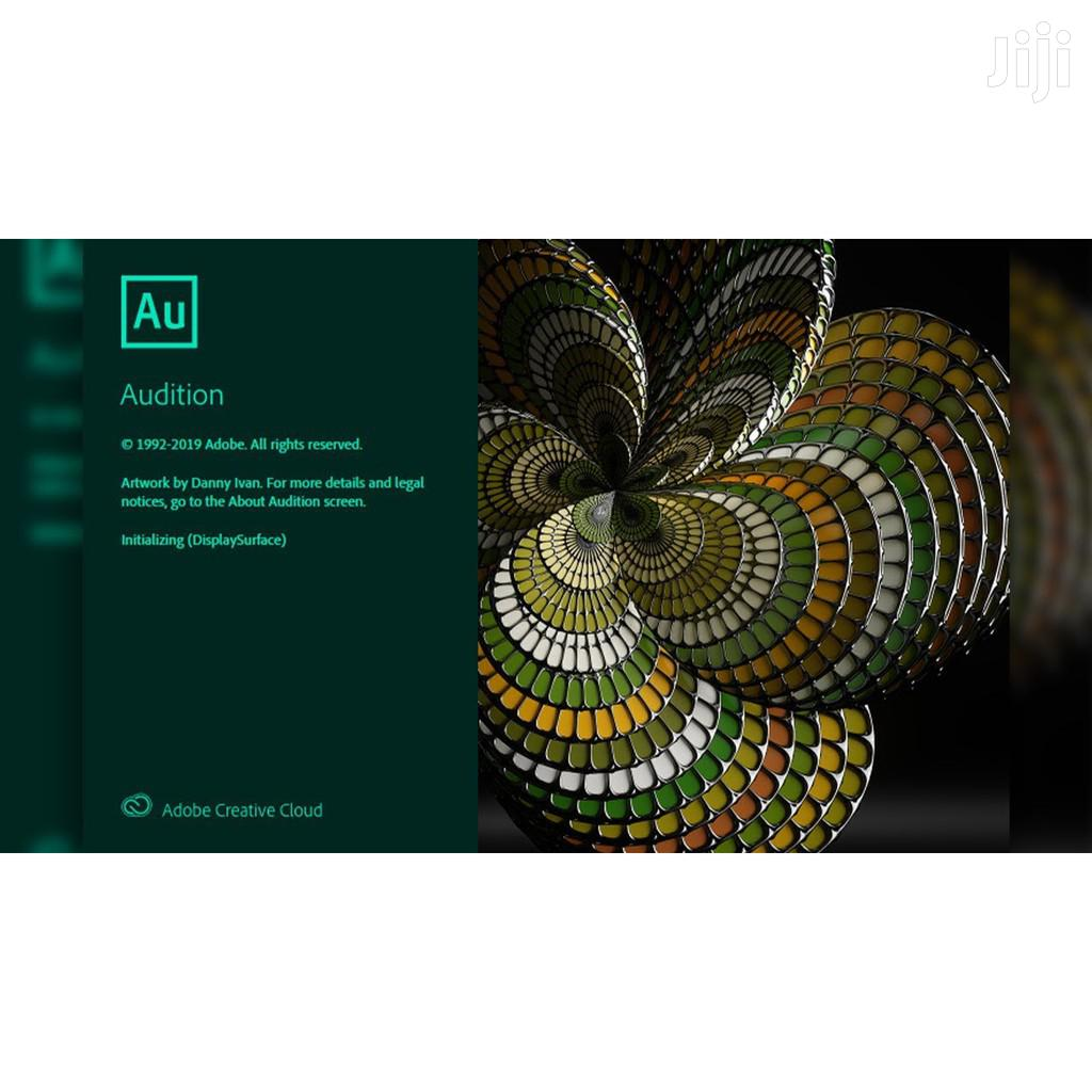 Adobe Audition 2020 For Mac