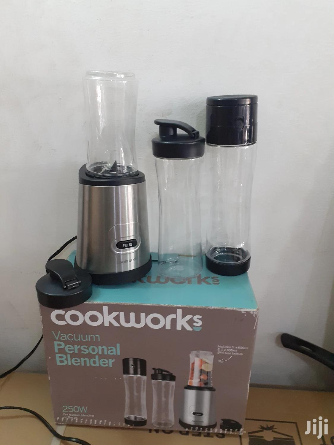 Stainless Smoothies Blender