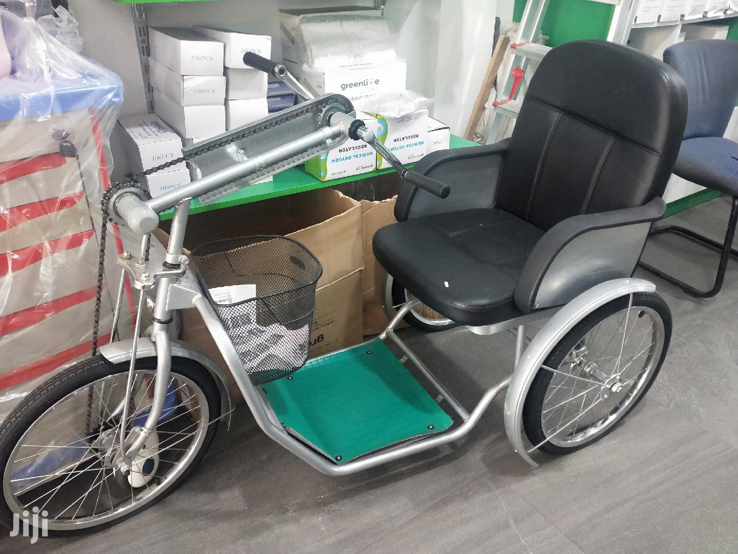 Tricycle (Wheelchair) | Tools & Accessories for sale in Dansoman, Greater Accra, Ghana