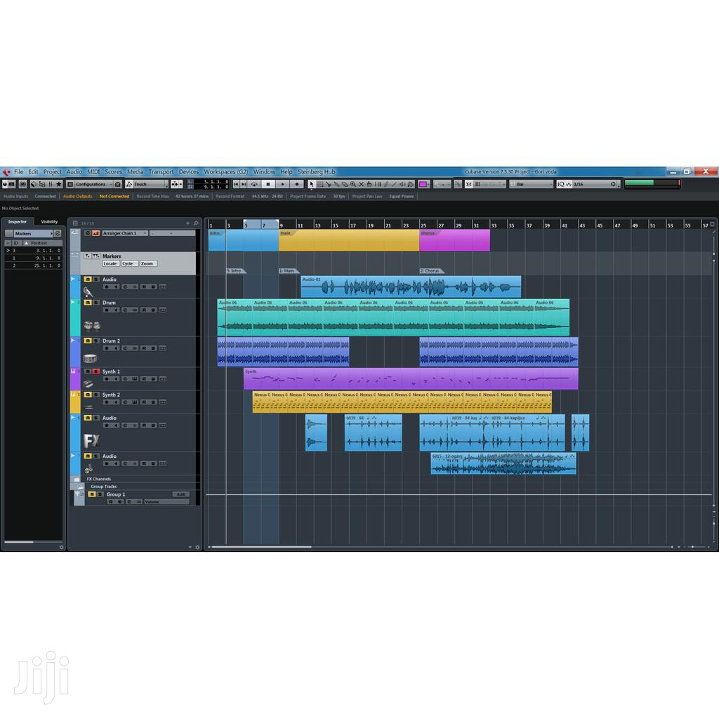 Steinberg Cubase Pro 10.5 Full Version | Software for sale in Achimota, Greater Accra, Ghana