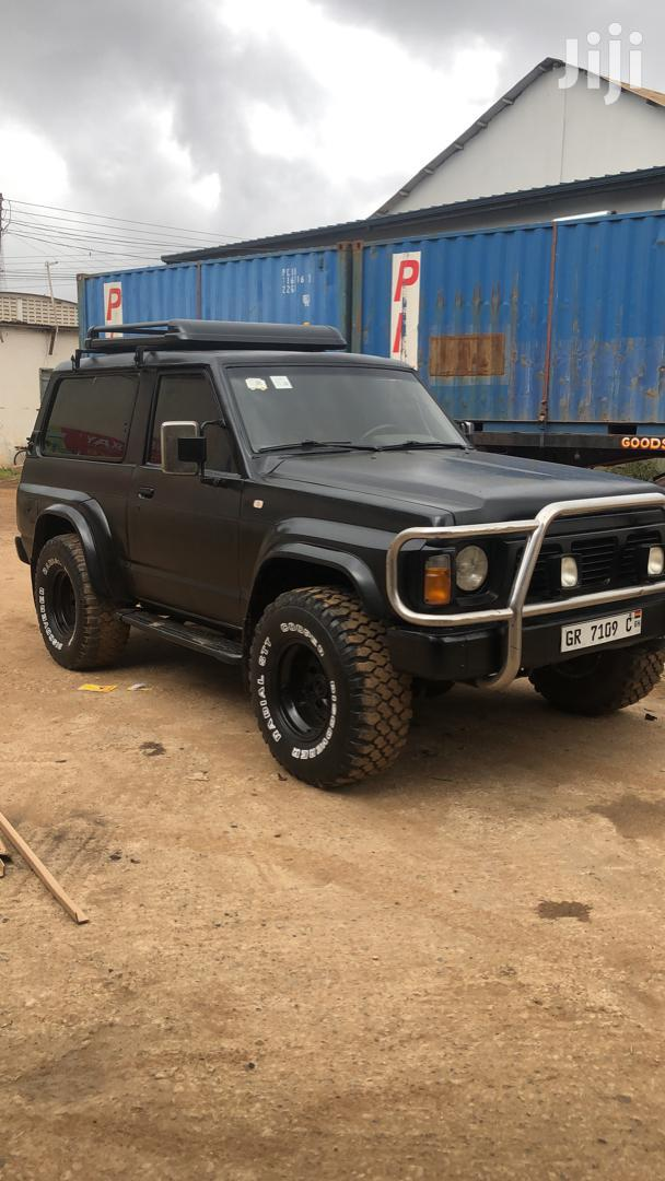 Nissan Patrol 1989 Wagon Black | Cars for sale in Ga East Municipal, Greater Accra, Ghana