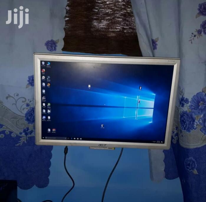 24inches Aser Computer Monitor