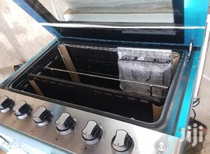 Powerful ZARA 5 Burner Gas Cooker Black (Oven Grill)   Kitchen Appliances for sale in Greater Accra, Accra Metropolitan