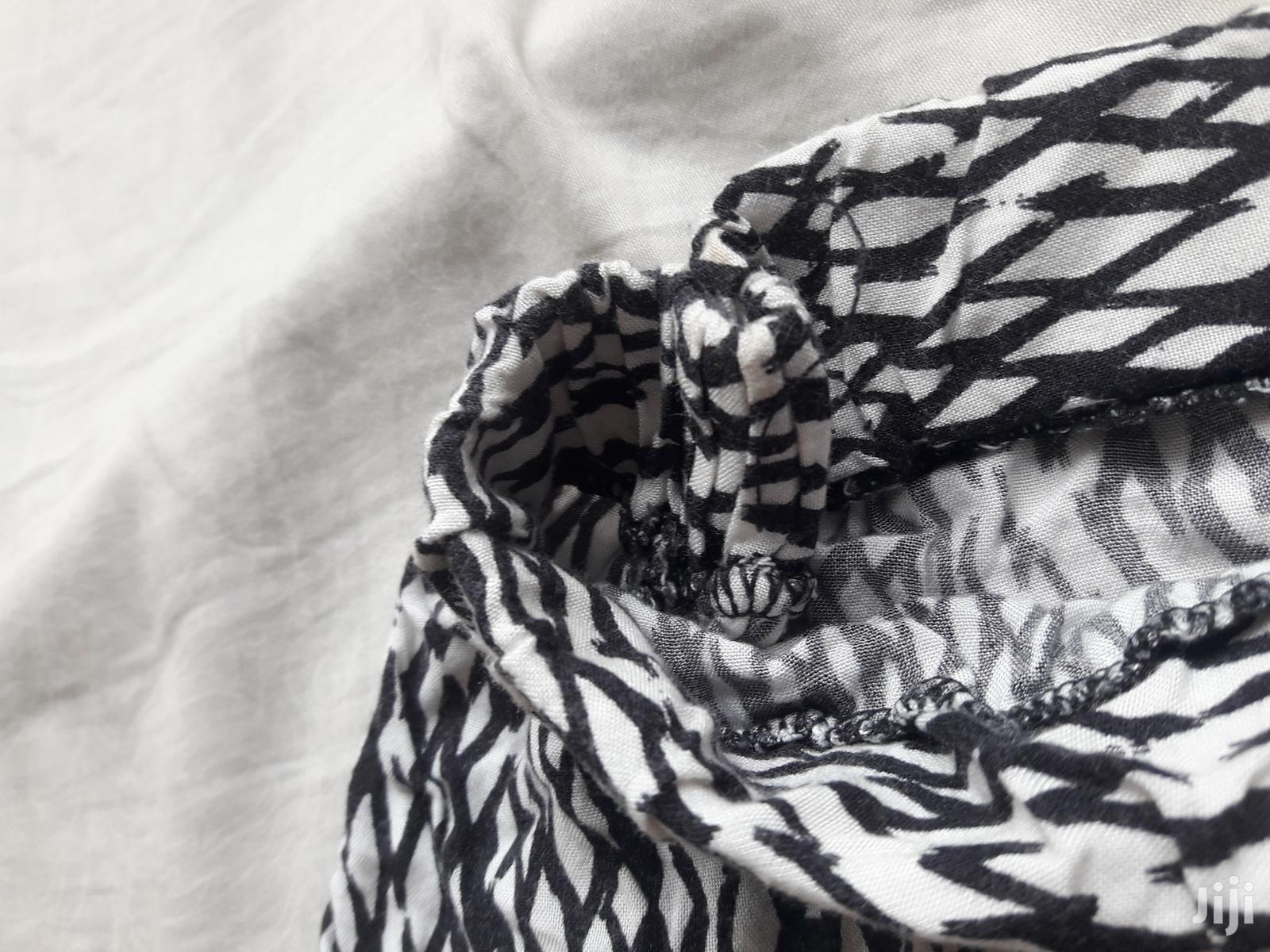 Archive: Long Zebra Skirt