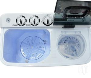 Awesome Nasco 7kg Twin Tub Semi Auto Washing Machine   Home Appliances for sale in Greater Accra, Accra Metropolitan