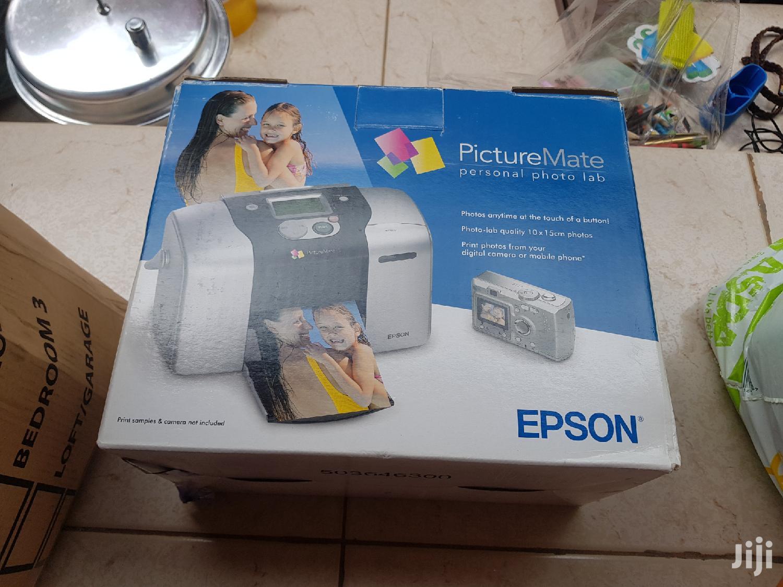 Epson Picturemate Photo Printer