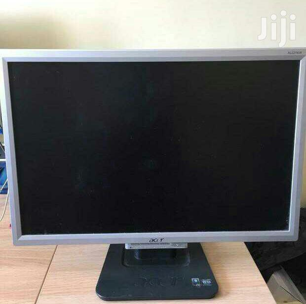 24inches Aser Computer Monitor | Computer Monitors for sale in Shama Ahanta East Metropolitan, Western Region, Ghana