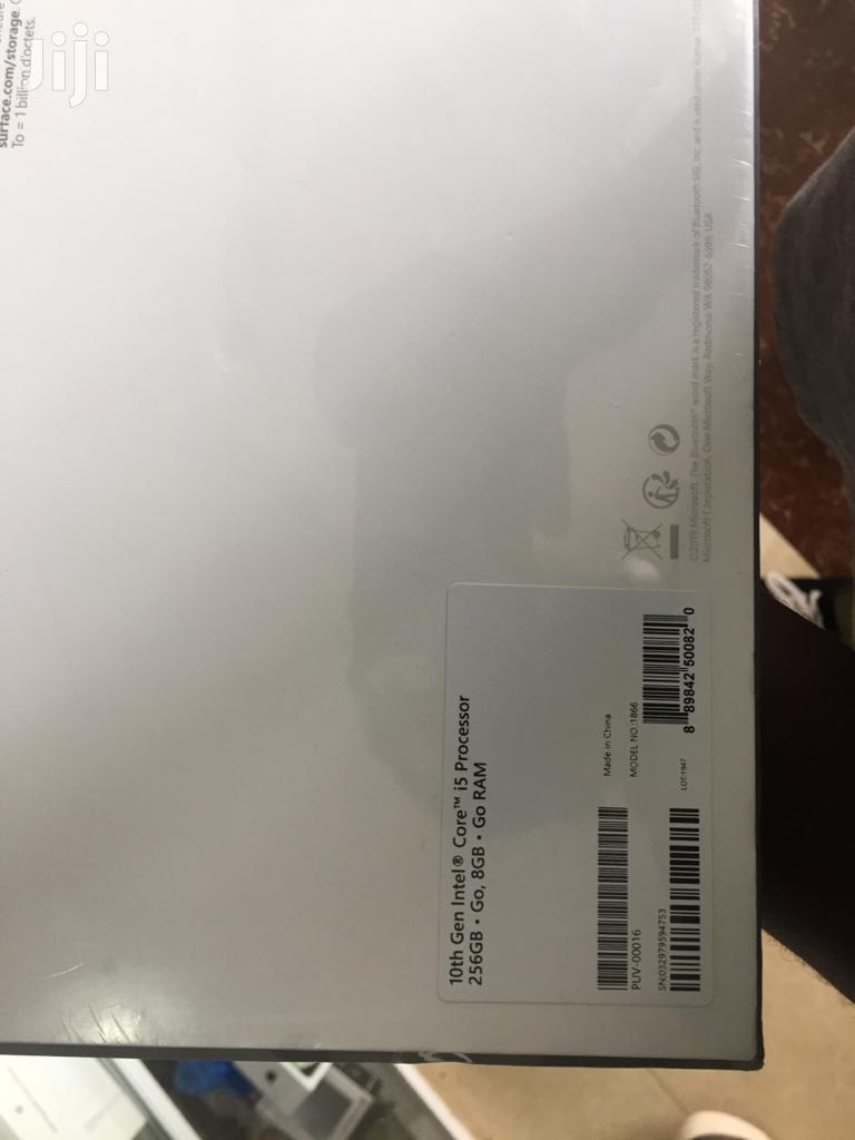 New Microsoft Surface Pro 256 GB Black | Tablets for sale in Kokomlemle, Greater Accra, Ghana