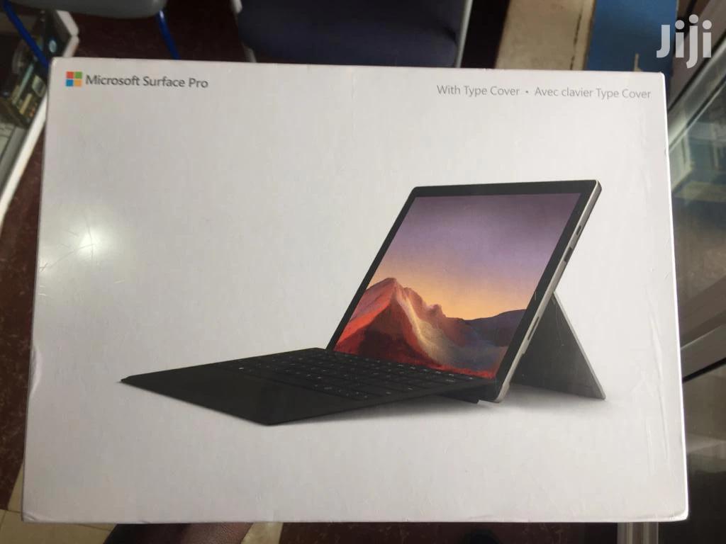 New Microsoft Surface Pro 256 GB Black