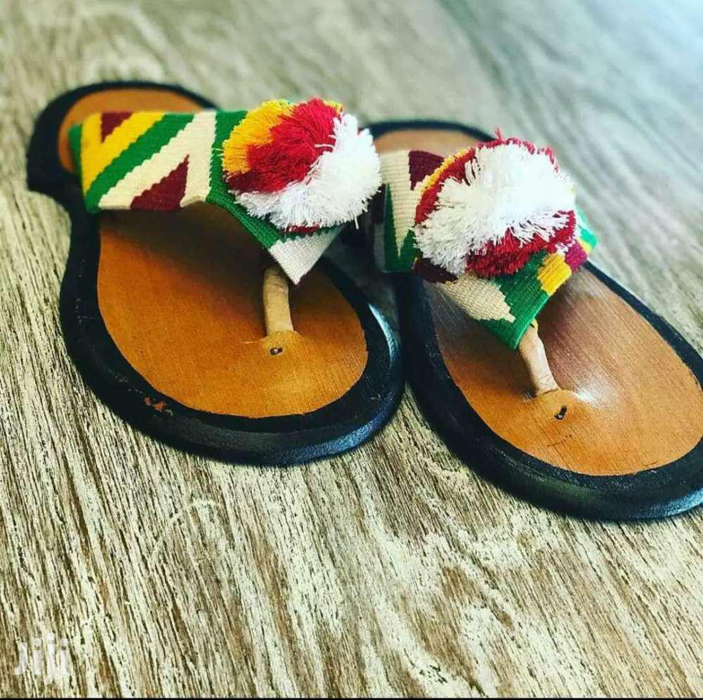 Beautiful Ahenema Sandals