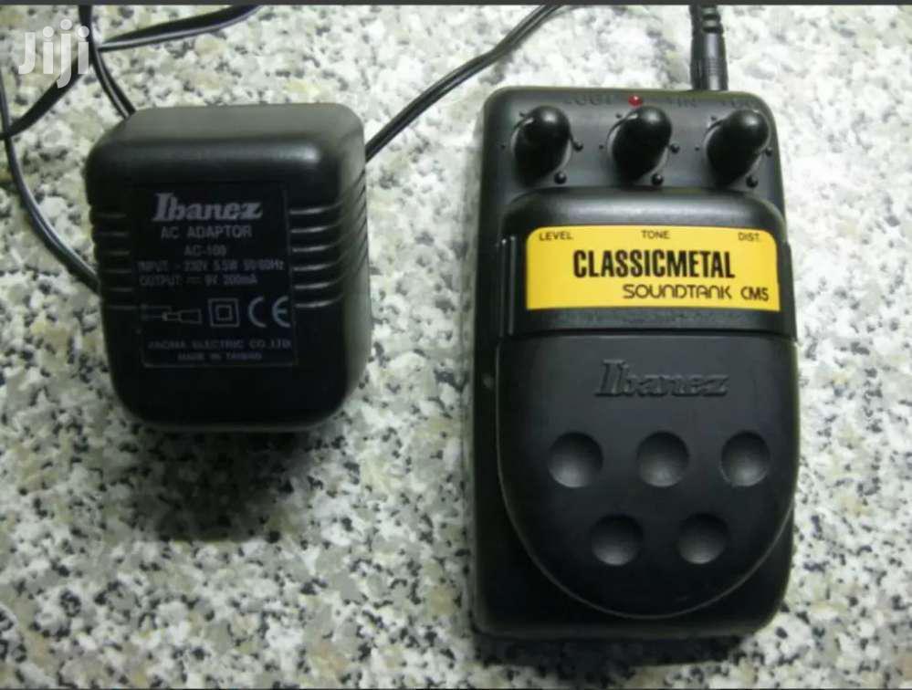 Archive: Guitar Effect/ Ibanez Classicmetal Soundtank Cm5
