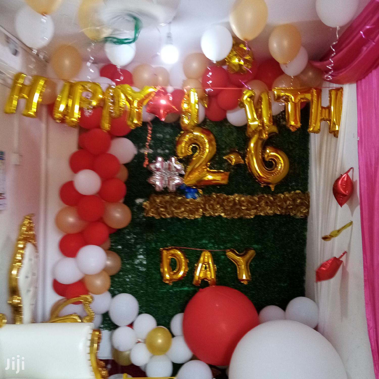 Birthday Deco