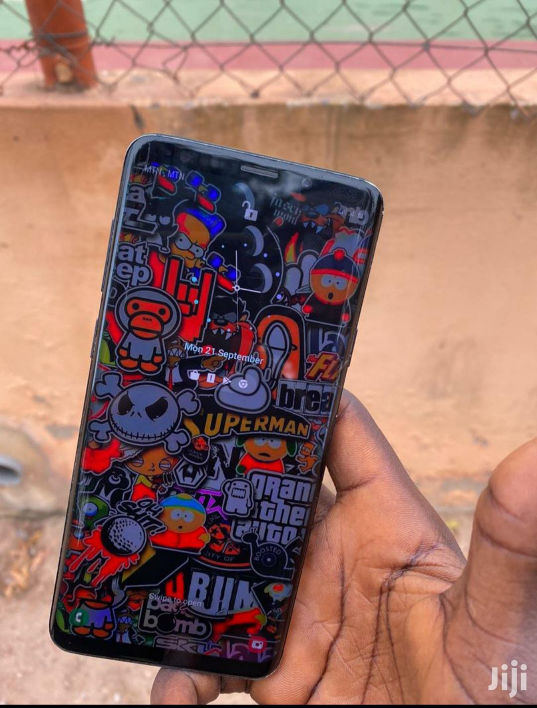Samsung Galaxy S9 Plus 64 GB Black | Mobile Phones for sale in Abura/Asebu/Kwamankese, Central Region, Ghana