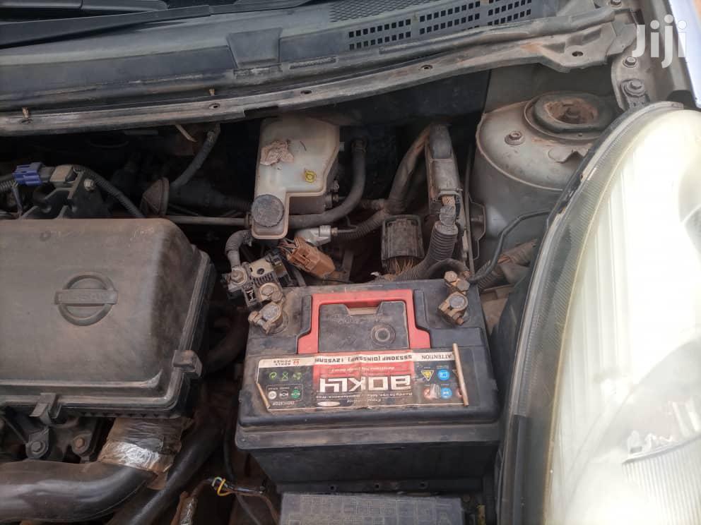 Archive: Nissan March 2006 Blue