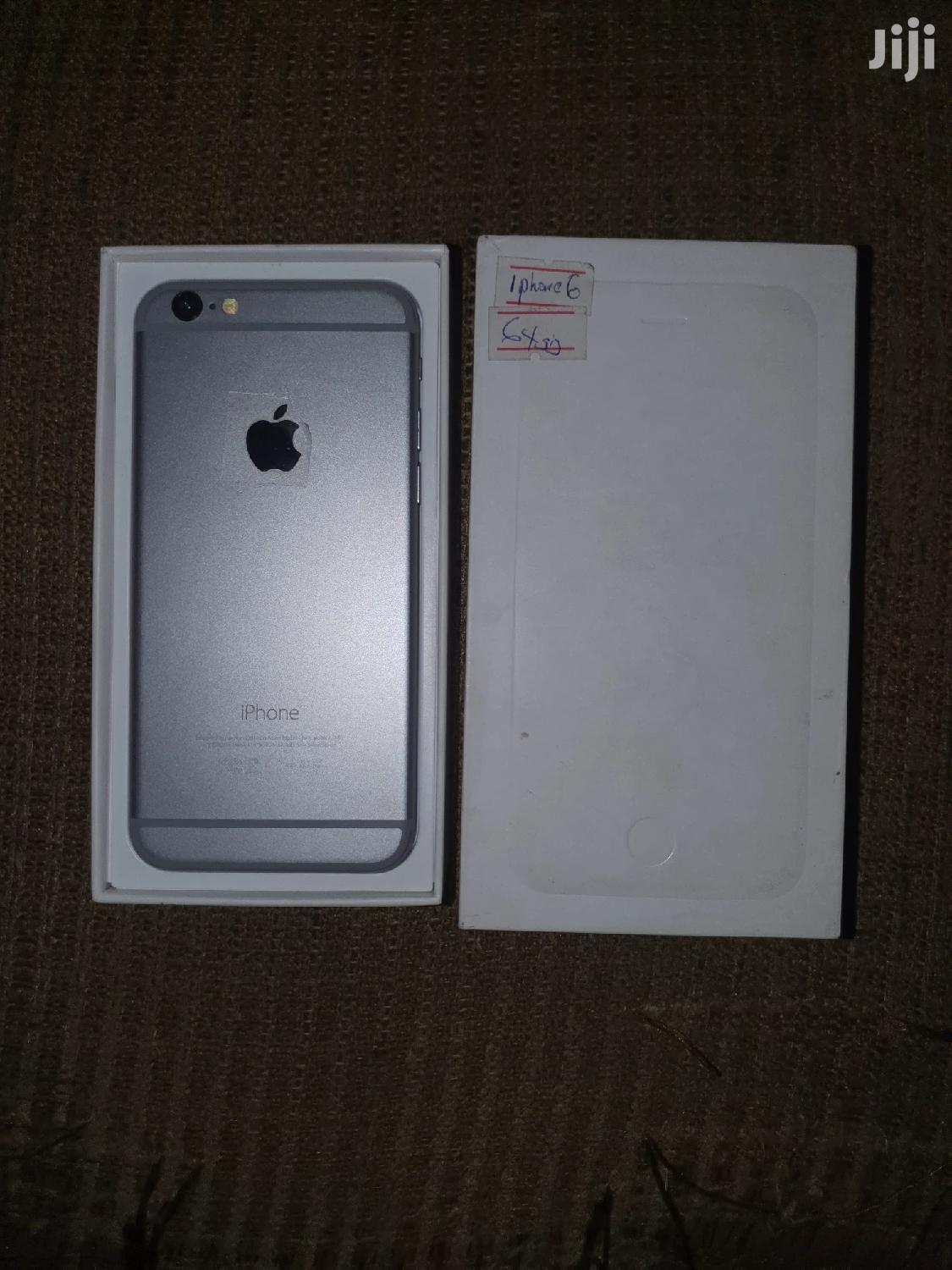 Archive: New Apple iPhone 6 32 GB Silver
