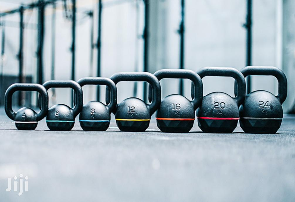 8kg Kettle Bell / Kettlebell | Sports Equipment for sale in Nungua, Greater Accra, Ghana