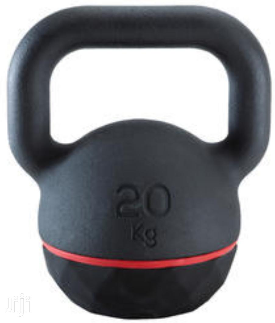 Kettlebell / Kettle Bell 4kg/6kg/8kg/12kg/16kg/20kg/24kg | Sports Equipment for sale in Teshie-Nungua Estates, Greater Accra, Ghana