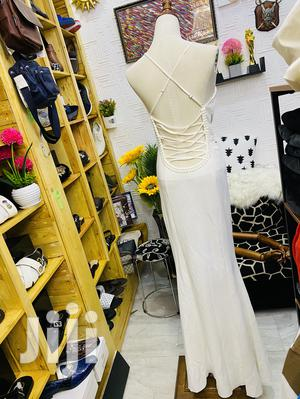 Maxi Long Dress White for Sell | Clothing for sale in Greater Accra, East Legon