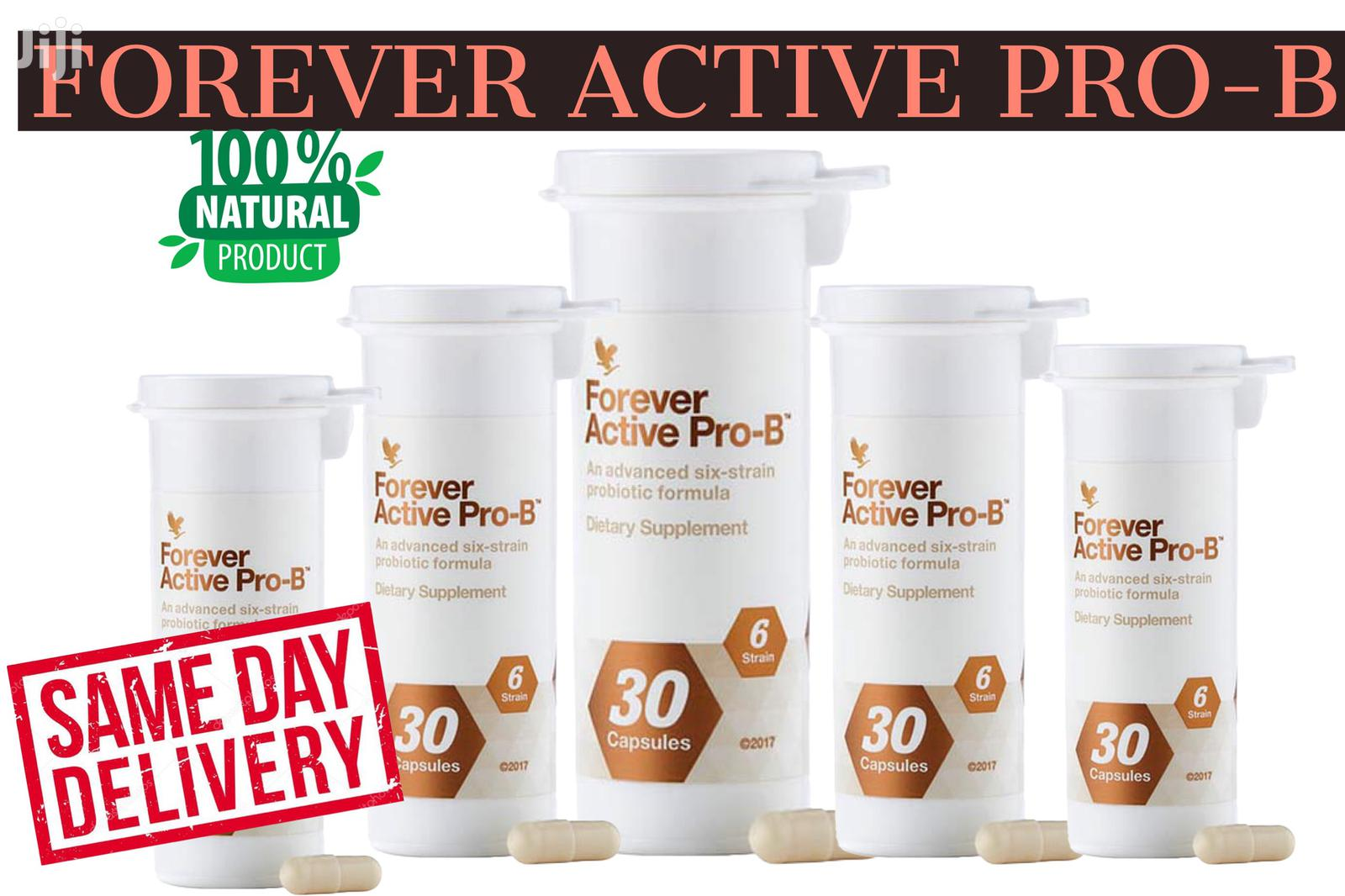 Archive: Forever Active PRO B