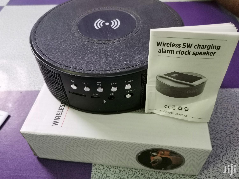 Super Bass Alarm Wireless Speaker