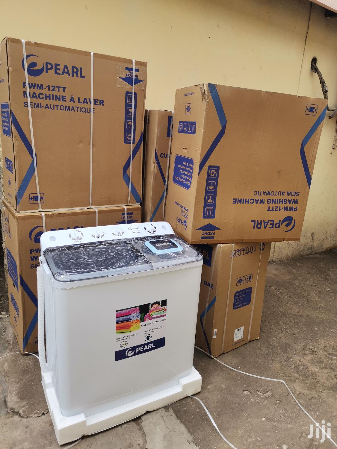 Super Pearl 12kg Washing Machine Semi Automatic