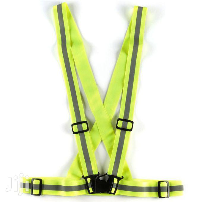 Braces Strip Reflective Vest