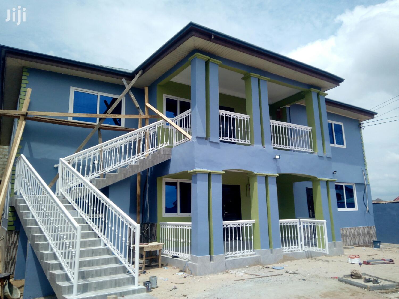 Newly Built 4bedroom Flat At Nanakrom
