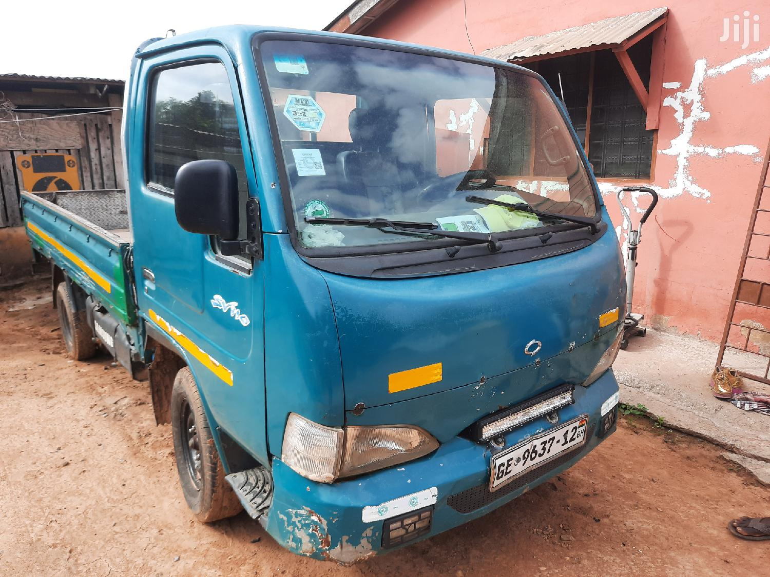 Archive: Used Samsung Truck In Very Good Condition