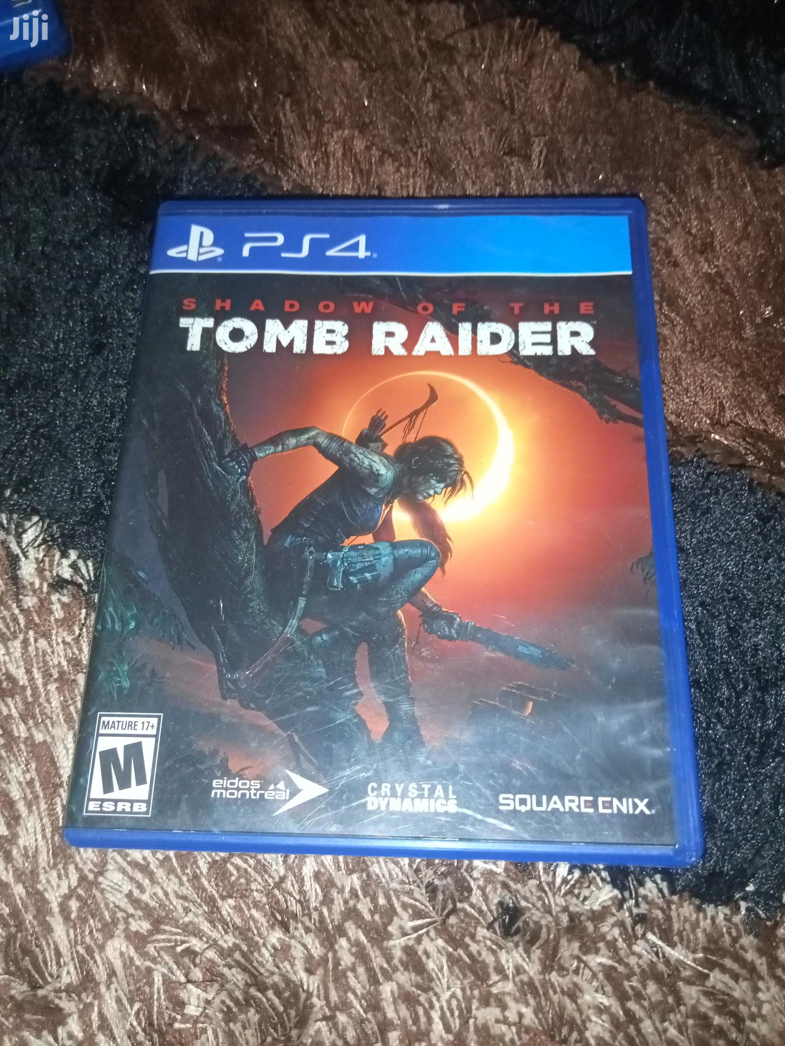 Shadow of the Tomb Raider | Video Games for sale in Akweteyman, Greater Accra, Ghana